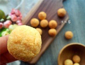 浓浓的椰香---椰蓉球