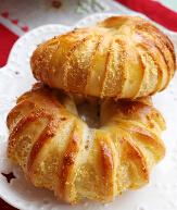 花样椰蓉面包