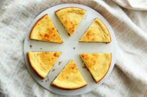 经典式乳酪蛋糕---榴莲芝