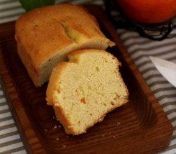 清新橙香磅蛋糕