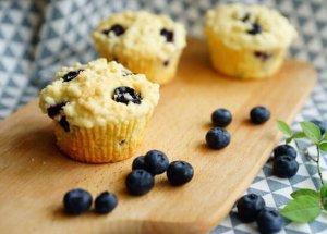 金宝顶蓝莓马芬