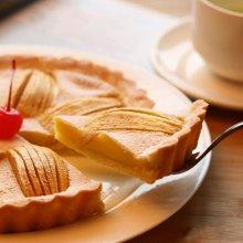 美味法式苹果派