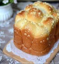 果酱吐司面包