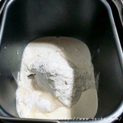 千层椰蓉小面包的做法 步骤1