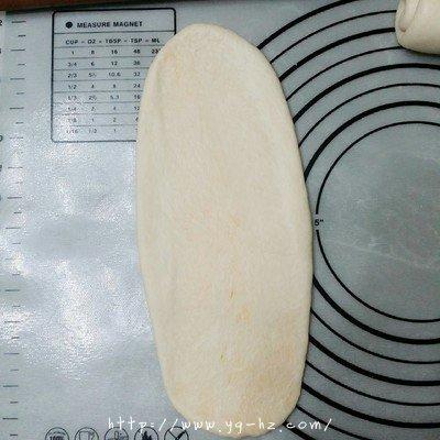 千层椰蓉小面包的做法 步骤9