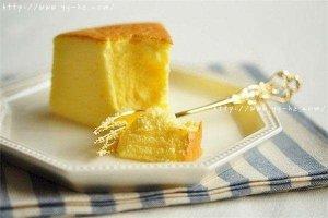 细腻轻乳酪蛋糕