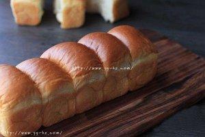 美味绵软面包