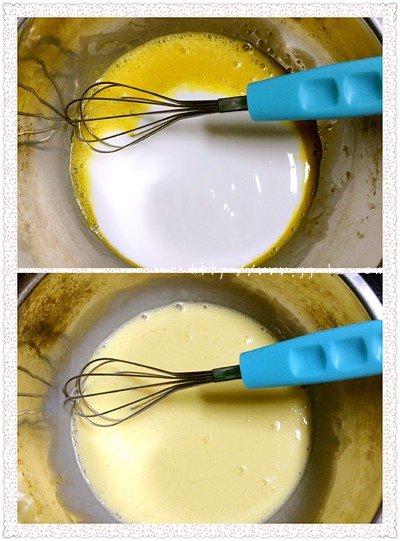 无油低脂酸奶蛋糕的做法 步骤3