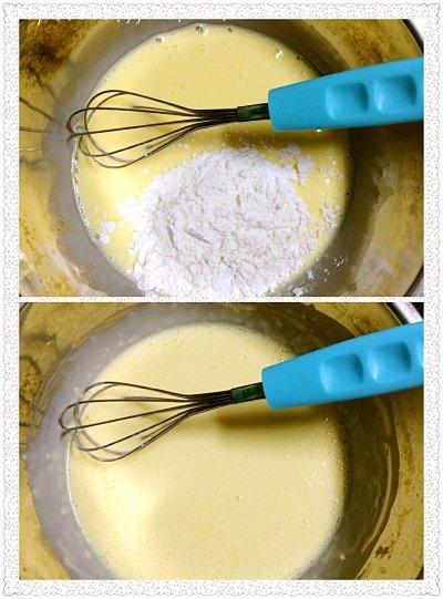 无油低脂酸奶蛋糕的做法 步骤4
