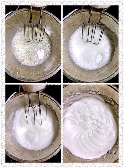无油低脂酸奶蛋糕的做法 步骤5