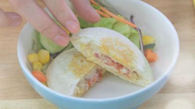 《Tinrry下午茶》教你做吞拿鱼三明治的做法 步骤1