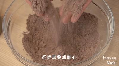 白巧克力树莓塔(视频菜谱)的做法 步骤2
