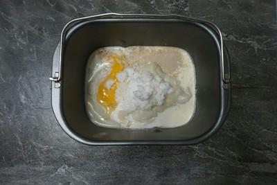 烘蛋汉堡的做法 步骤1