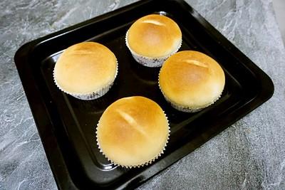 烘蛋汉堡的做法 步骤10