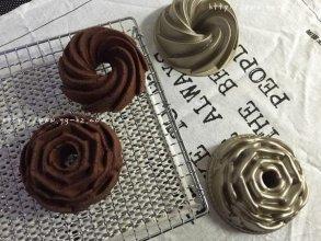 香味馥郁,甜美浓香的黑巧重磅蛋糕
