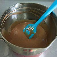 巧克力慕斯#美的烤箱菜谱#的做法图解17