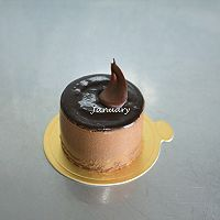 巧克力慕斯#美的烤箱菜谱#的做法图解22