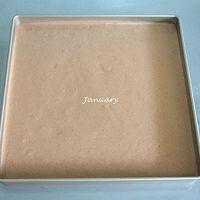 巧克力慕斯#美的烤箱菜谱#的做法图解9