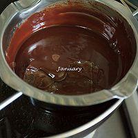 巧克力慕斯#美的烤箱菜谱#的做法图解16