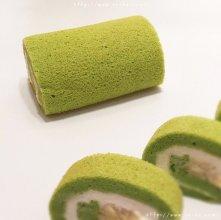 榴莲斑斓蛋糕卷