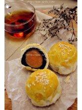 传统的味道——蛋黄酥