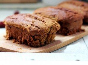 美味健康枣泥磅蛋糕
