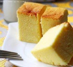 酸奶蛋糕---内部组织很细