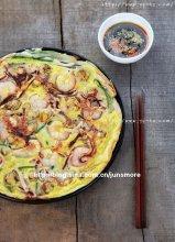 极美味简单的---韩式海鲜饼(利仁特约食谱)