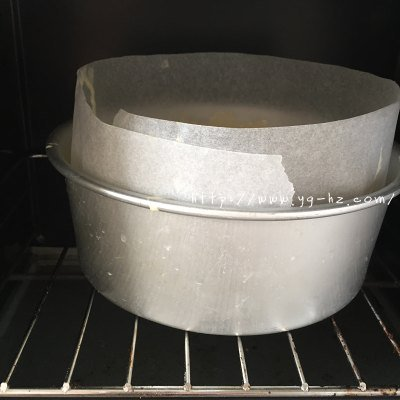 海绵蛋糕的做法 步骤9