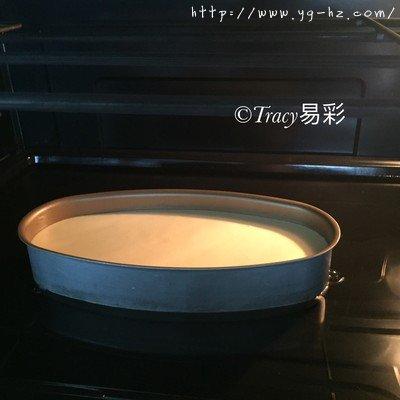 轻乳酪蛋糕(低油低糖版)的做法 步骤9