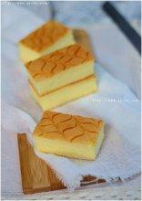 浓浓蛋奶香的千叶黄金蛋