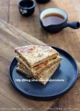 老北京我最爱的一道饼---芝麻酱糖饼(利仁特约食谱)