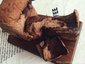 火遍Instagram的爆浆巧克力吐司~附原味吐司配方