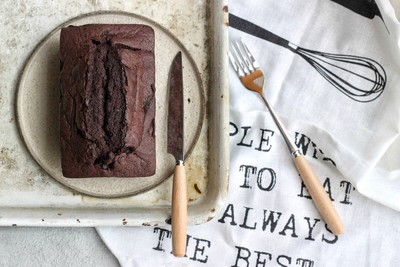 辻东京巧克力磅蛋糕的做法 步骤8
