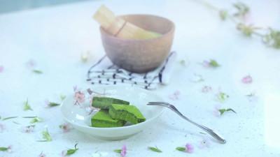 《Tinrry下午茶》教你做抹茶芝士巧克力的做法 步骤11