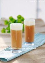 冰爽奶盖茶---雀巢下午茶