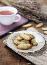 美味快手饼干---红茶脆饼