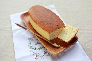 轻乳酪蛋糕(心血失败总