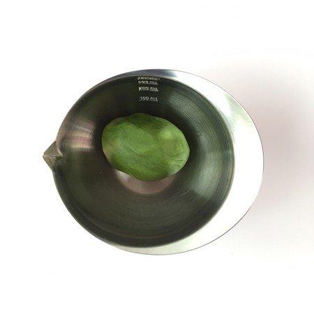 蛋黄酥:抹茶酥:(奶黄味)的做法 步骤28