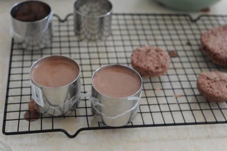巧克力慕斯(免烤)的做法 步骤5
