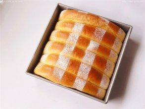 南瓜奶酪排包的做法