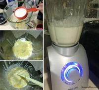 Mochi Cheese Puff﹡麻糬軟心芝士泡芙的做法 步骤2
