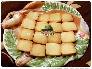 炼乳脆饼的做法