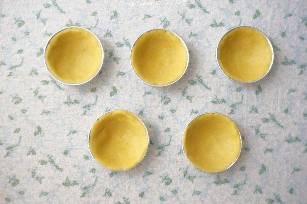 百变塔皮君(蛋挞/水果派)的做法 步骤29