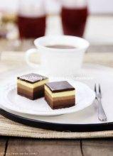 轻松打造多层芝士诱惑---巧克力芝士蛋糕(长帝特约食谱)