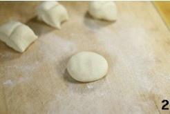 迷你脆底pizza的做法 步骤2