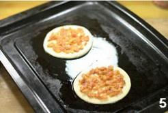 迷你脆底pizza的做法 步骤5