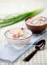 鲜香清爽的海鲜粥