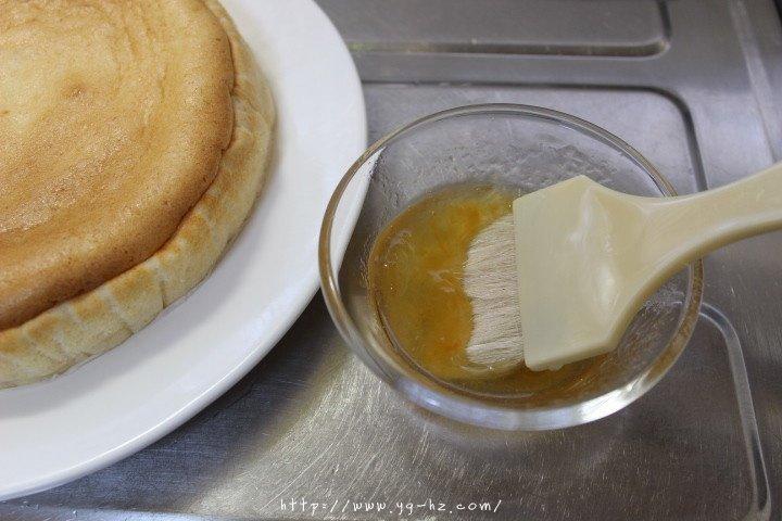 无油无奶酪的豆腐舒芙蕾乳酪蛋糕的做法 步骤13
