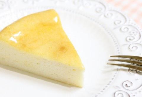 无油无奶酪的豆腐舒芙蕾乳酪蛋糕的做法